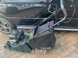 Hayter Harrier 48 Petrol Self Propelled Lawnmower + Break Clutch Just Serviced