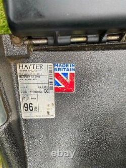 Hayter Harrier 48 Pro Ecoplus 496H Self Propelled Petrol Lawnmower