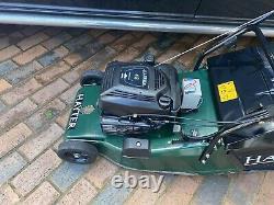 Hayter Harrier 48 Roller Self Propelled Lawn Mower Electric start