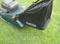 Hayter Harrier 48 Self Propelled Rear Roller Petrol Mower 19