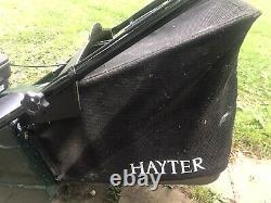 Hayter Harrier 48 pro Self Propelled With Rear Roller
