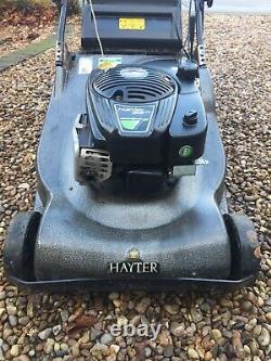 Hayter Harrier 56 Pro Self Propelled Petrol Lawnmower Roller Lawn Mower 22