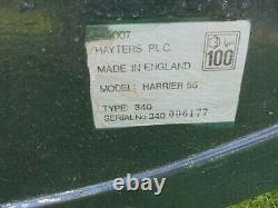Hayter Harrier 56 Self Propelled Petrol Lawnmower