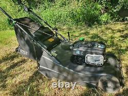 Hayter harrier 56pro self drive petrol mower