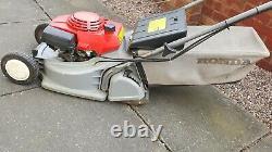 Honda HRB 423 Self Propelled mower 17in/43cm Cut, Rear Roller Original Manual