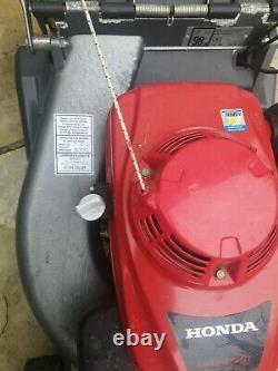 Honda HRD 536 Self Propelled lawnmower
