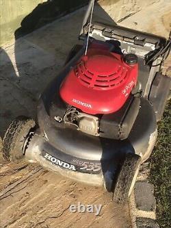 Honda HRD535 lawn mower Electric start 21 inch Cut Rear steel Roller self-drive