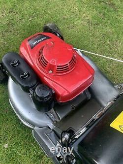 Honda HRD536 Self Propelled Petrol Lawn Mower