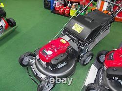 Honda HRH 536 HX NEW Professional 21 Lawnmower Self Propelled Hydrostatic Drive