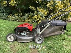 Honda HRH536 Pro Self Propelled Petrol Lawn Mower