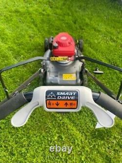 Honda HRS536C 21 mulching mower Self Propelled Hardly used 2021 model