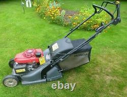 Honda HRX 426 (16.5) self propelled Roller Lawnmower Please read details