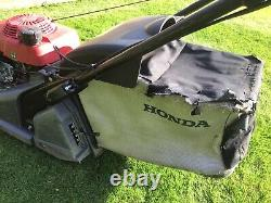 Honda HRX 426C QXEA 2017 Self Propelled mower 17in Cut Rear Roller Serviced