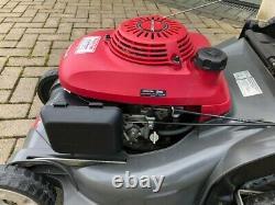 Honda HRX 476 19 Professional lawnmower, Rear Roller, Self Propelled