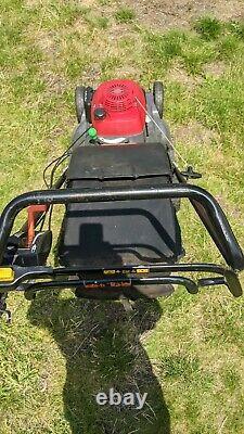 Honda HRX 537 53cm (21) Petrol 4-Wheel Self-Propelled Rotary Lawnmower