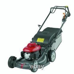 Honda HRX 537 HY 53cm (21), Hydrostatic, 4 wheel Self Propelled Lawn Mower