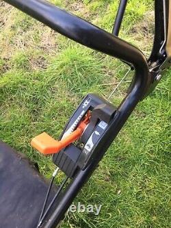 Honda HRX 537 Hydrostatic Twin Blade Self Propelled Rotary Lawnmower