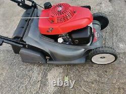 Honda HRX426 self propelled roller petrol lawn mower