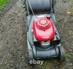 Honda HRX426CQXE Self Propelled Mower 17 Cut Rear Roller