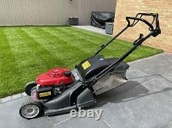 Honda HRX426QX 17 Self Propelled Rear Roller Petrol Lawnmower
