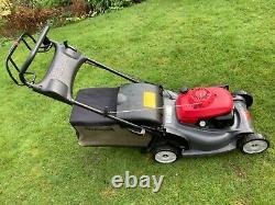 Honda HRX476 19 Self Propelled Petrol Mower VGC