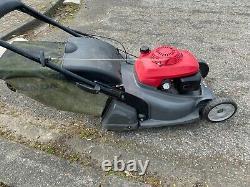Honda HRX476 Petrol Lawnmower Self Propelled Drive Rear Roller 47cm cut