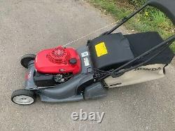Honda HRX476QX Rear Roller BBC Lawnmower Self Propelled 19inch