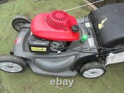 Honda HRX537 VYE2 Self Propelled Petrol lawnmower 21 CUT Mulch Mower 2011