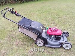 Honda HRX537HYE Self Propelled Mower 6.5HP Honda GCV170 Engine 21 Cut