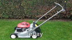 Honda Hrb 476c Self Propelled Lawnmower