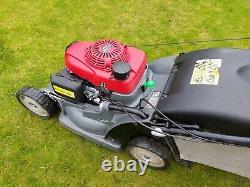 Honda Hrx476 Self Propelled Petrol Lawnmower. Hydrostatic