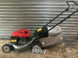 Honda IZY 16 HRG 416 SKEH Petrol Self Prop Lawnmower Honda Dealer GCV160