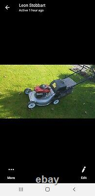 Honda Izy 21self Propelled Petrol Lawnmower