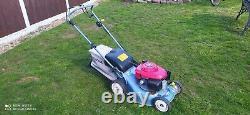 Honda Izy Petrol Self Propelled Lawn Mower 16 Hgr415c