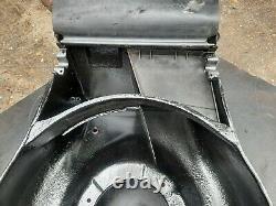 Honda Izy self propelled lawnmower 18 deck