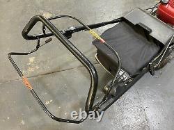 Honda Petrol Lawn mower HRZ 536 CTDE 21 CUT Self Propelled Swivel Castor Wheels