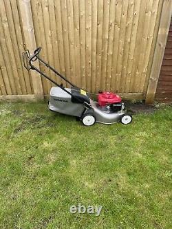 Honda izy lawnmower self propelled