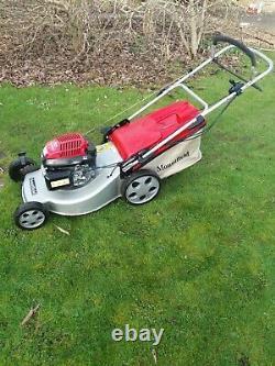 Honda mower self propelled SP535 51cm cut 20