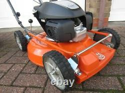 Husqvarna LB553S rough cut, 21, self propelled mower. Honda engine, 2019