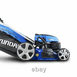 Hyundai HYM460SP Lawn Mower Self Propelled 18 139cc Petrol GRADED