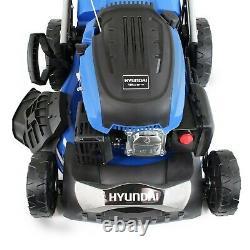 Hyundai HYM460SP Petrol Self Propelled Lawn Mower 46cm/18in