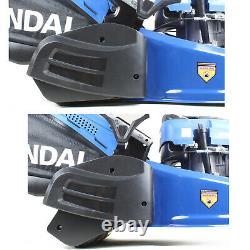 Hyundai HYM480SPR 19 Self Propelled 139cc Petrol Roller Lawn Mower GRADED