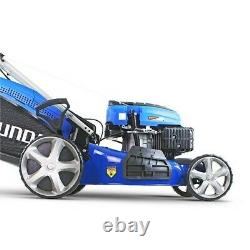 Hyundai HYM510SP 20 51cm 510mm Lawnmower Self Propelled 173cc Petrol Lawn Mower