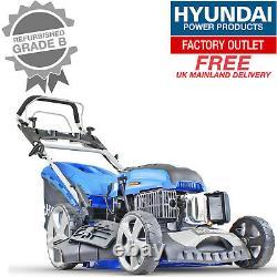 Hyundai HYM510SPE 20Self Propelled Lawnmower Electric Button Start GRADED
