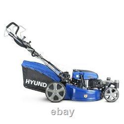 Hyundai HYM510SPEZ 20 51cm 510mm Self Propelled ZERO-TURN 196cc GRADED