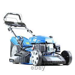 Hyundai HYM530SPE Self-Propelled Petrol Lawnmower 53cm Electric start GRADED