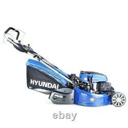 Hyundai HYM530SPER 21 Self Propelled Roller Lawnmower 196cc GRADED