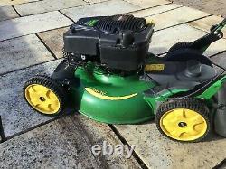 John Deere JS63V 21 Self Propelled Mulching Mower