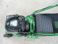 John Deere, R43rve Turbo Star, Self Propelled Petrol. Mower 17 Cut