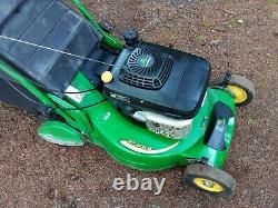 John Deere R54RKB Self Propelled Rear Roller Drive Mower 5.5HP Kawasaki Engine